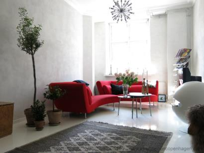Accommodation Gyldenlovesgade - Perfect For Families