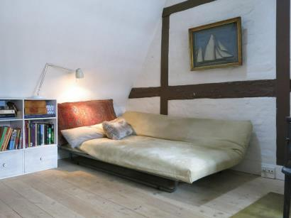 Accommodation Nyhavn - Space For 3 - 4 People