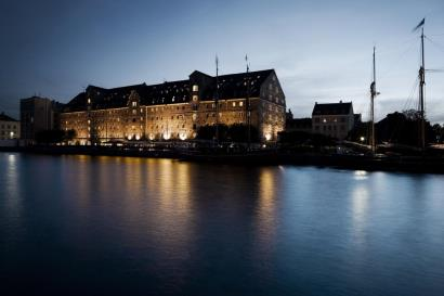 Accommodation Copenhagen Admiral Hotel