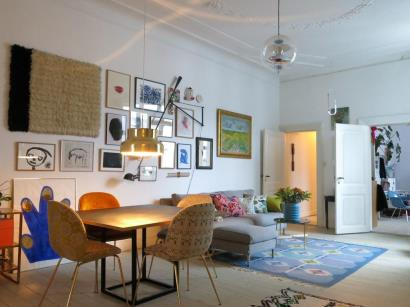 Accommodation Vesterbro - Close To Tivoli And Central Station