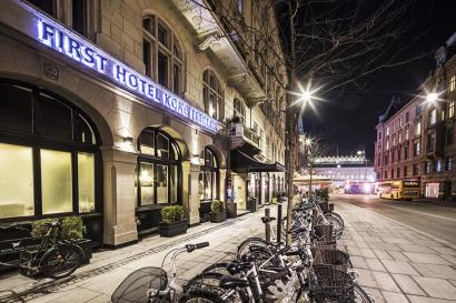 Accommodation First Hotel Kong Frederik