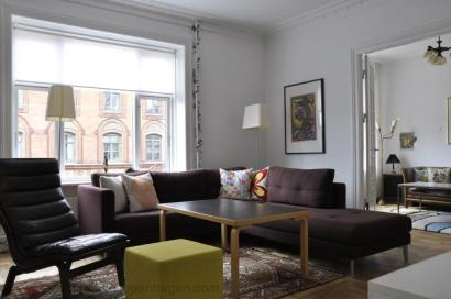 Accommodation Frederiksberg – Close To Metro, Park And Zoo